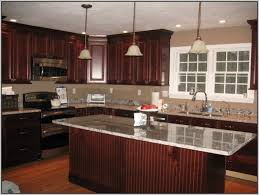 Paint Wood Kitchen Cabinets Kitchen Cherry Wood Cabinets Kitchen On Wonderful Kitchen Paint