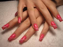 nail art design in red gallery nail art designs