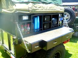 bathroom terrific off road cargo trailer conversion slide out