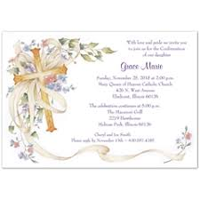 confirmation invitation christian confirmation invitations storkie