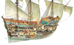 inside a galleon q files encyclopedia