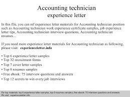 accounting technician cover letter resume sales accountant