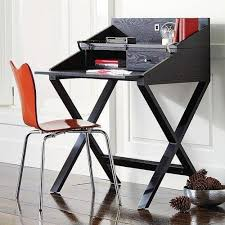 Writing Desk With Chair Home Office Contemporary Design Using Big Concepts For Small Spaces