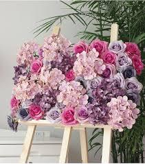 Fake Flowers For Wedding Aliexpress Com Buy Diy Artificial Rose Flower Heads Diy Road Led