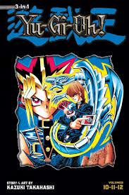 amazon com yu gi oh 3 in 1 edition vol 4 includes vols 10