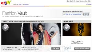 ebay trys to snag online designer clothes market with fashion vault