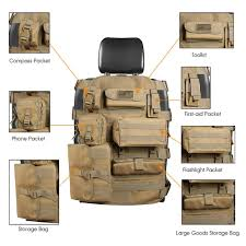 tactical jeep seat covers amazon com seat cover case for jeep cherokee cj yj rubicon ford