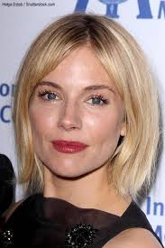 whatbhair texture does sienna miller have sienna miller hairstyles