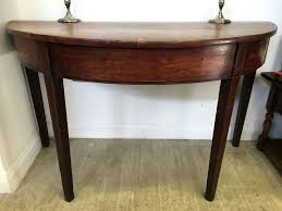 antique half moon table antique half moon side tables side tables design