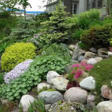 Backyard Planning Ideas Cheap Hillside Landscaping Ideas Gardens U0026 Landscaping