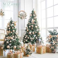 miz 1 tree 2018 new year decoration for home