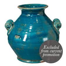Blue Flower Vases Flower Vases Beautiful Glass U0026 Ceramic Flower Pots U0026 Vases Oka
