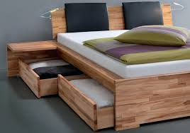 king size bed frame with drawers plans koil sg