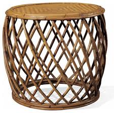 Rattan Accent Table Charming Rattan Accent Table With Decor Of Rattan Accent Table
