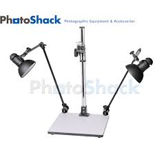 camera copy stand with lights camera copy stand copystand photoshack new zealand