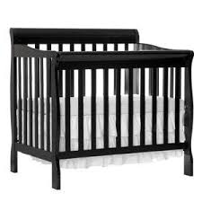 Grey Mini Crib On Me 4 In 1 Aden Convertible Mini Crib Baby