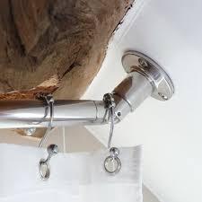 Bathroom Shower Rods Partial Sloped Ceiling Shower Rod Boys Bath Pinterest Sloped