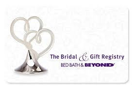bed and bath registry wedding registry forever exuberantly mandy jonathan