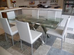 tavoli di cristallo sala da pranzo awesome tavoli soggiorno cristallo ideas design and ideas