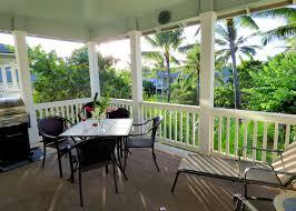 Lanai Porch Lanai Hidden Spa Ko Olina Vacation Rental