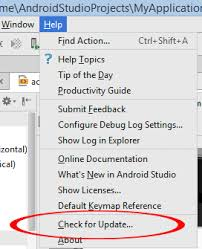how to update android how to manually update android studio to version android