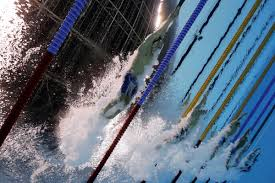 the olympic pool in rio may have given some athletes an edge the