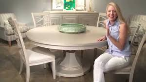 california round dining table in malibu 476657 by universal
