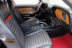 1969 Ford Mustang Interior 1969 Shelby Gt500 Numbers Matching R Code 428 Fully Documented
