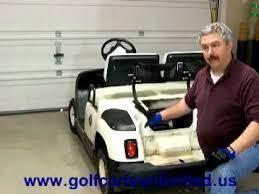 golf cart lights youtube