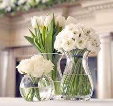 white flower arrangements creative diy flower arrangements and unique vessels