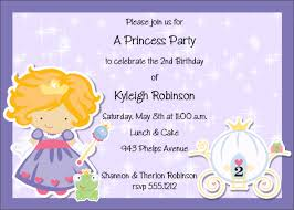birthday party invitation sample text image collections