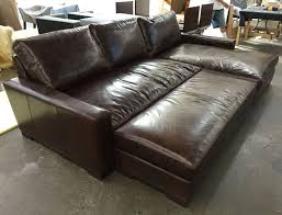 Small Leather Sofa With Chaise Sofa Beds Design Marvellous Ancient Custom Leather Sectional Sofa