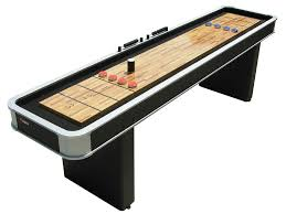 ricochet shuffleboard table for sale atomic m01702aw platinum shuffleboard shuffleboard tables amazon