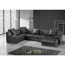 black sectional sofa bed st petersburg modern black sectional sofa set