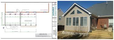 Deck To Sunroom Irmo Sc Deck And Sunroom Design Details Custom Decks Porches