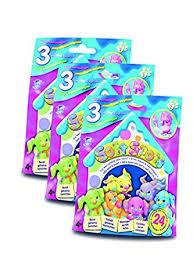 blind bags toys soft spots blind bag set of 3 toys