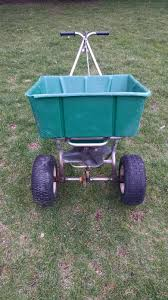 best push spreader for small gated properties lawnsite