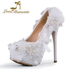 white lace wedding shoes shop moments shoes white lace wedding shoes