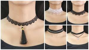 choker necklace diy images 10 diy choker necklaces easy and cheap jpg