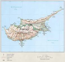 map of cyprus cyprus maps printable maps of cyprus for