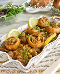 cuisine traditionnelle algeroise tbikha jardinière de légumes algéroise amour de cuisine
