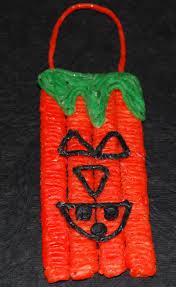 halloween lantern craft wikki stix halloween crafts for kids wikki stix