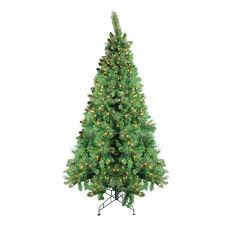 artificial prelit christmas trees 7 5 pre lit canterbury spruce with dew drops artificial christmas