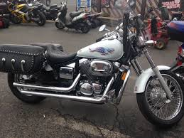 just joined the club got a used honda shadow motorcycles