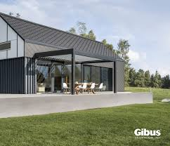 Aluminum Pergola Manufacturers by Med Twist Addossata Pergola With Adjustable Louvers By Gibus