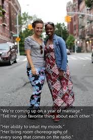 Interacial Lesbians - humans of new york part 1 album on imgur