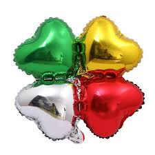 metallic balloons alumnum celebration balloons festival party supplies cheap whole