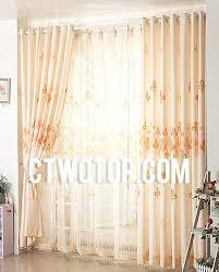 Velvet Curtain Panels Target Curtains Coral Orange Solid Color Curtains Velvet