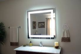 Best Bathroom Mirror With Light Images Home Decorating Ideas - Mirror lights for bathroom
