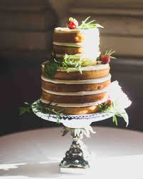 unique wedding cakes 8 wedding cake flavors you t tried yet martha stewart weddings
